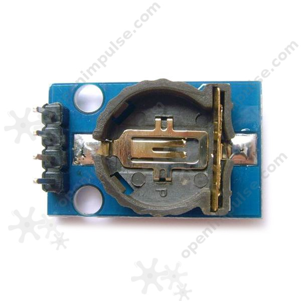 DS3231 Precision Clock Module with I2C Interface