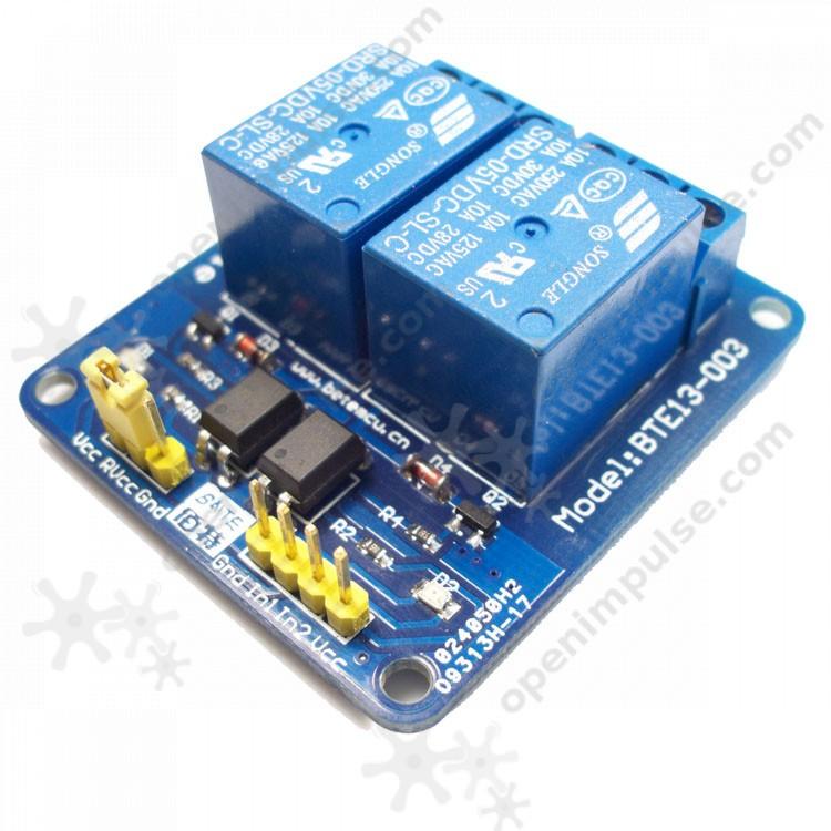4 channel PC817 - arduino-shopeu