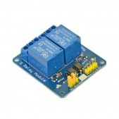 Optoisolated 5V Relay Module (Dual Channel)