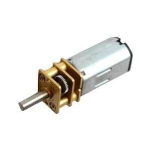 JA12-N30 DC Micro Gearmotor (640 RPM at 12 V)