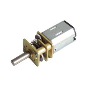 JA12-N20 DC Gearmotor (300 RPM at 6 V)