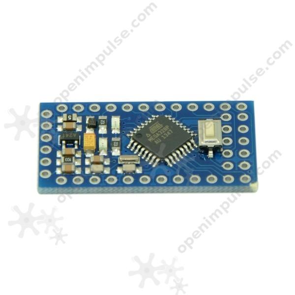 Pro Mini Board with ATmega328P(Arduino Compatible)   Open