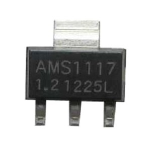 20pcs AMS1117-1.2V Linear Voltage Regulator (SOT-223)