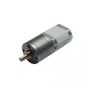JGA20-130 DC Micro Gearmotor (288 RPM at 6 V)