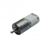 JGA20-130 DC Micro Gearmotor (144 RPM at 6 V)