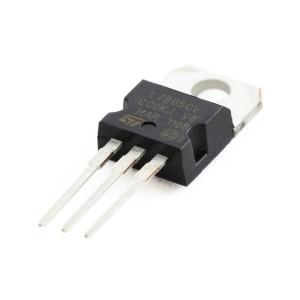 10pcs L7805 5V Linear Voltage Regulator (TO-220)
