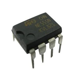50pcs NE555 Timer (DIP-8)