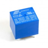 5pcs SRD-5VDC Relay