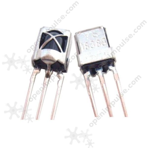 10pcs TL1838 Infrared Receiver | Open ImpulseOpen Impulse