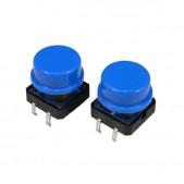 10pcs Push Button with Cap (12×12 mm)