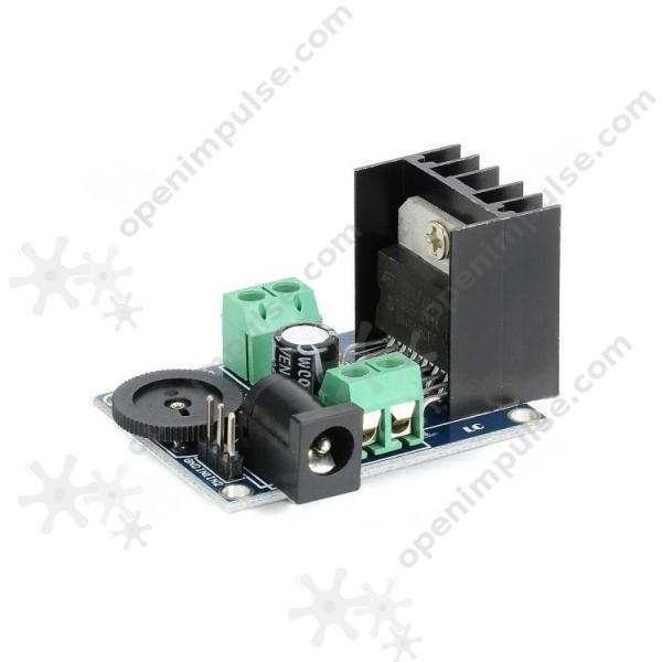 TDA7266 Audio Amplifier Module | Open ImpulseOpen Impulse