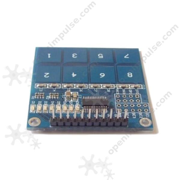 Sensor Detector Circuit Electronic Circuit Diagram Schematic