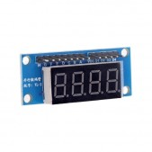 4 Digit LED Display Module