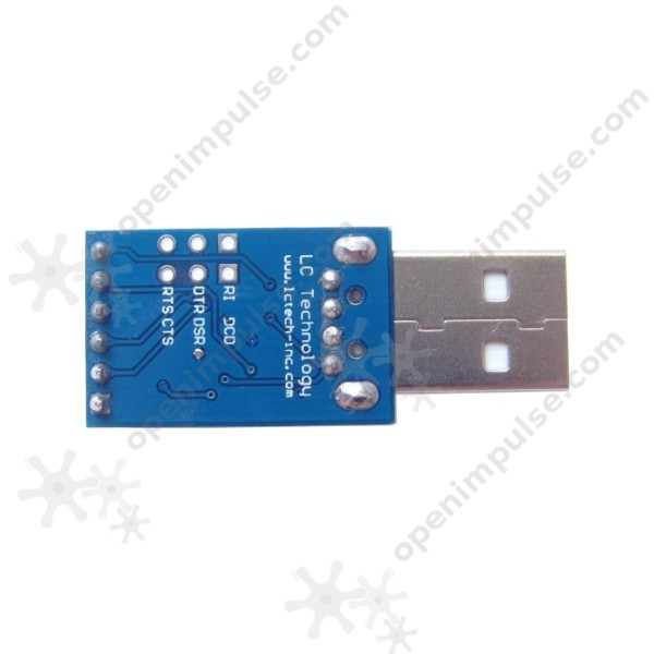 CP2102 USB to UART Converter Module | Open ImpulseOpen Impulse