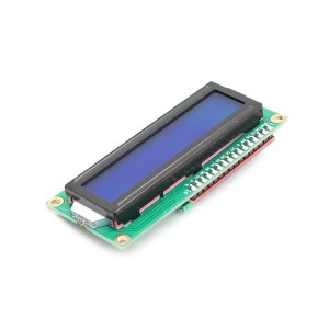 I2C LCD with Blue Backlight (1602)