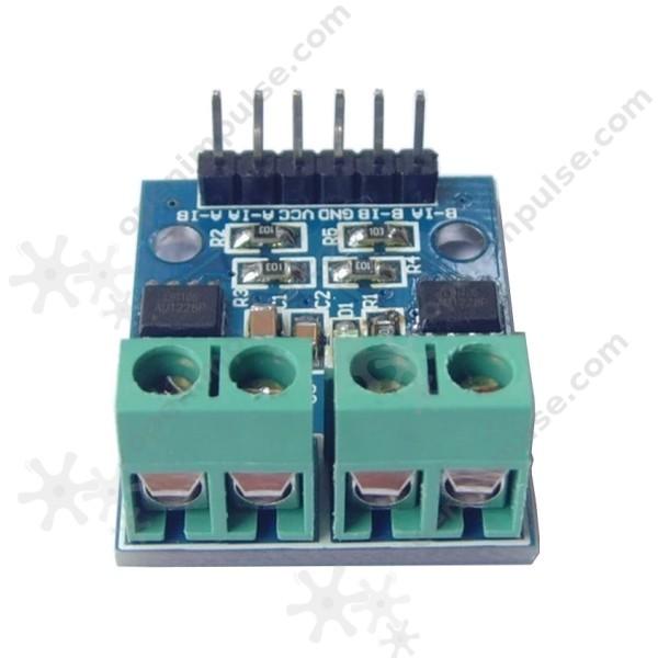 L9110 Dual Channel Motor Driver Module | Open ImpulseOpen Impulse