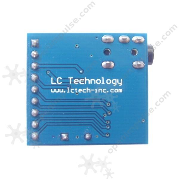 Mt8870 Dtmf Audio Decoder Module Open Impulseopen Impulse
