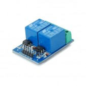 Optoisolated Relay Module (Dual Channel)