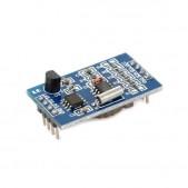 RTC + EEPROM + Temperature Sensor Module