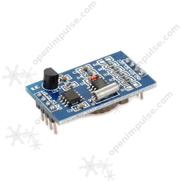 RTC + EEPROM + Temperature Sensor Module   Open ImpulseOpen Impulse