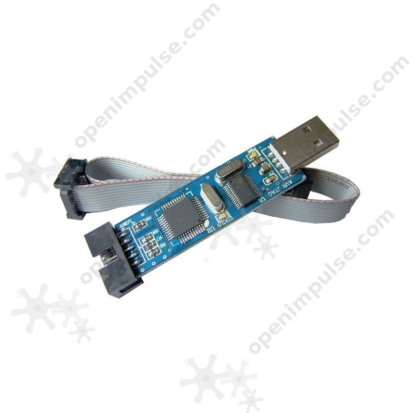 USB JTAG Emulator for AVR Microcontrollers | Open ImpulseOpen Impulse