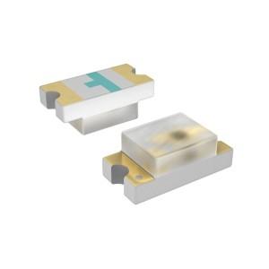 100pcs 0805 SMD White LED