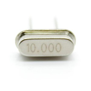 20pcs 10 MHz Quartz Crystal (49S)