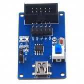 ATtiny13 Minimal Development Board