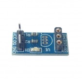 DS18B20 Temperature Sensor Carrier Board (without chip)