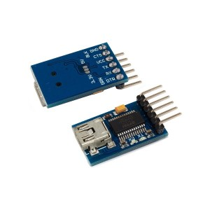 Mini FT232RL USB to UART Converter Module