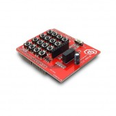 4 x 4 Keypad Shield Expansion Board for Arduino