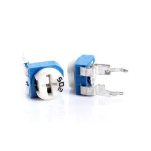 65pcs 100-1M Vertical Potentiometer/Trimpots Set