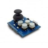 PS2 Joystick Shield for Arduino