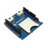 Stackable SD Card Shield for Arduino