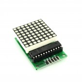 MAX7219 LED Dot Matrix Module