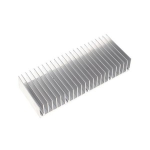 Aluminum Heat Sink (150x60x25mm)