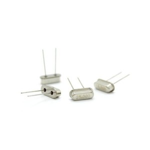 10pcs 25 MHz Quartz Crystal (49S)