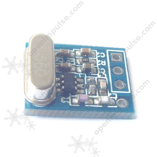 SYN115 Transmitter Module ASK 433MHZ Wireless Module