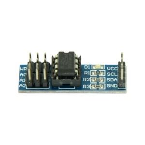 AT24C02 I2C Interface EEPROM Module