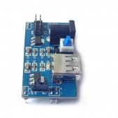 Breadboard Power Supply (3.3V and 5V outputs)