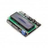 1602 LCD Keypad Shield (Arduino Compatible)