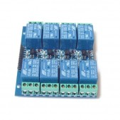 Optoisolated Relay Module (8 channel, 5V)