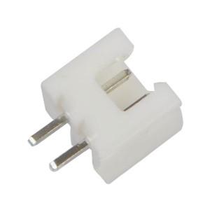 100pcs XH2.54-2P Straight Pin Header