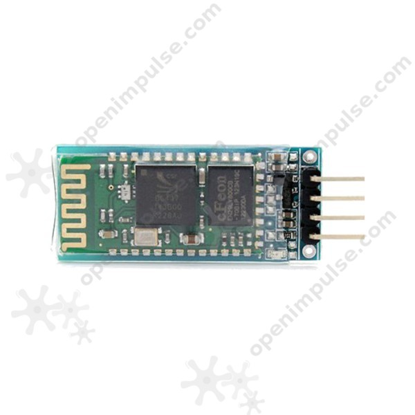 Connect an Arduino to a 7 Bluetooth Serial Module