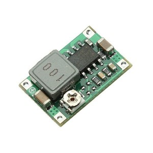 Tiny 3A DC-DC Step-down Converter