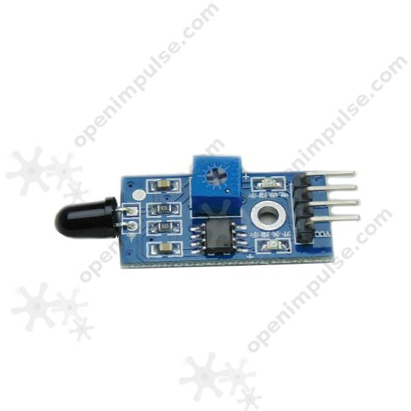 Flame Sensor Module | Open ImpulseOpen Impulse