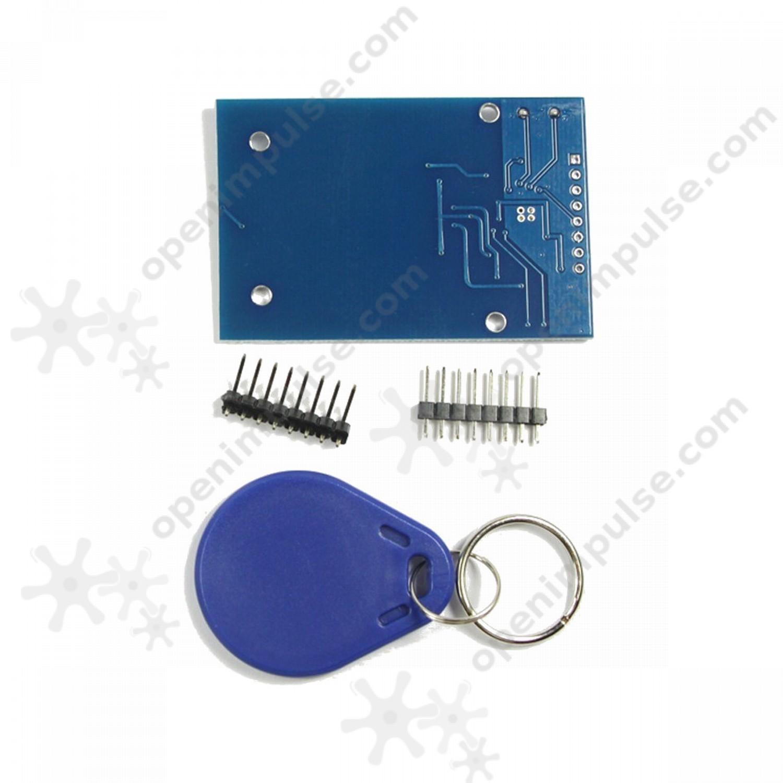 MFRC522 RFID Reader Module | Open ImpulseOpen Impulse