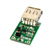 DC-DC Step-Up Module with USB Socket