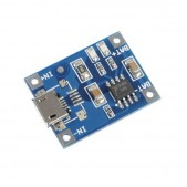 5pcs TP4056 Micro USB LiPo Battery Charger