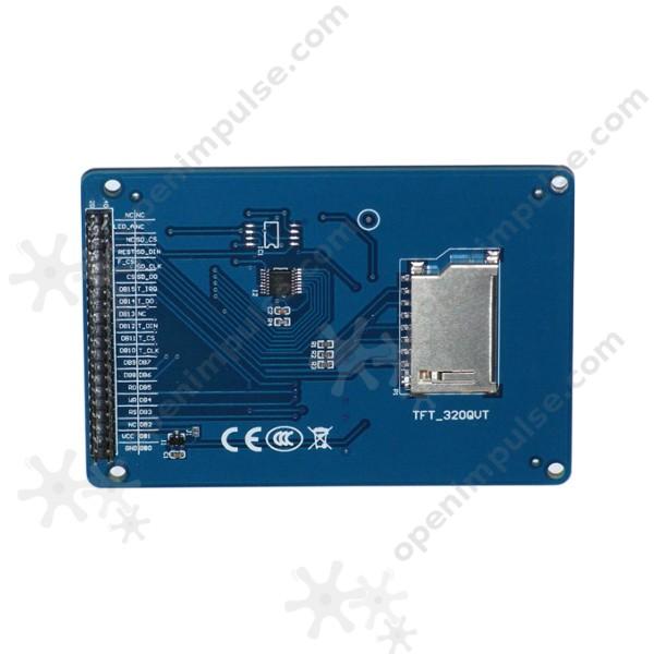 3 2'' LCD TFT Touch Screen Module (ILI9341)   Open